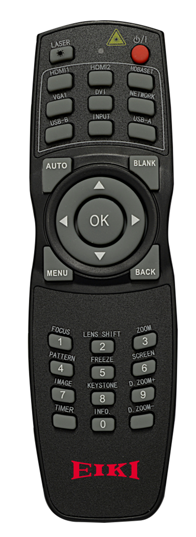 Wired Remote Controller